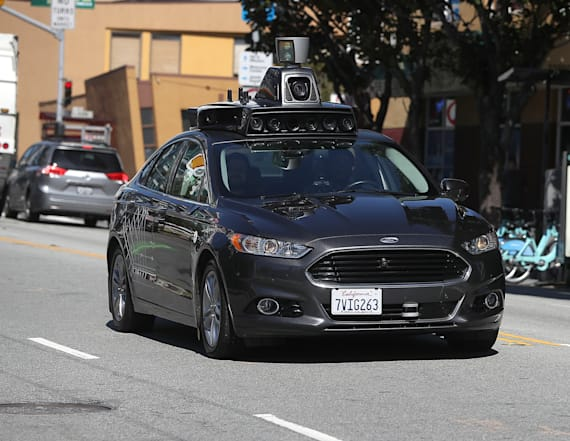 Report: Uber self-driving crash 'entirely avoidable'