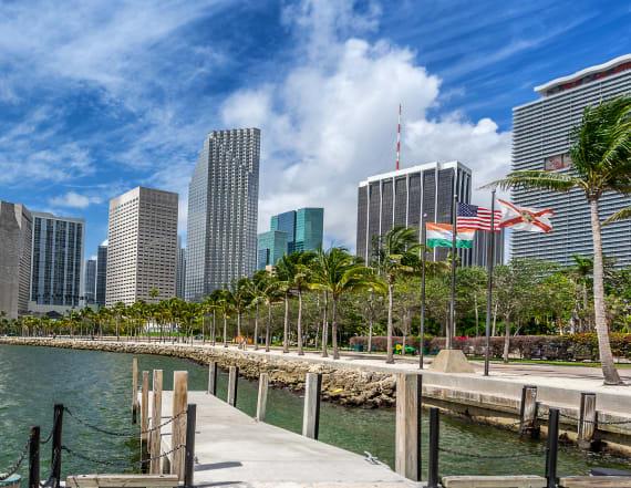 Miami is a new coronavirus hot spot: CDC