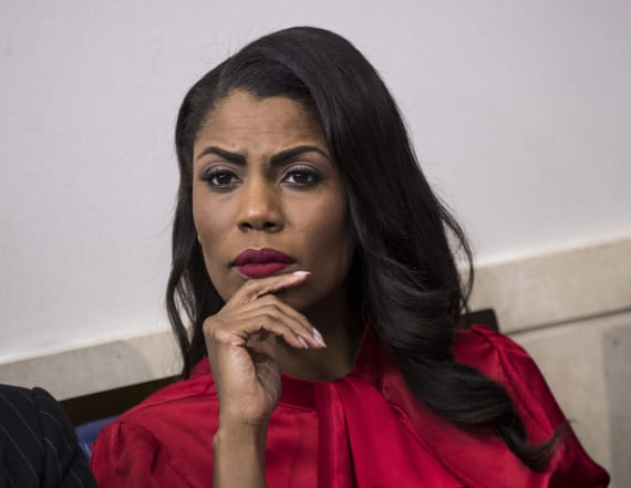 Omarosa slams reports that she was fired