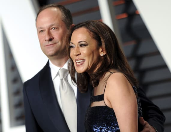 Meet Kamala Harris' husband Doug Emhoff