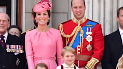 The Duke And Duchess Of Cambridge Furnish Their Kids' Rooms With