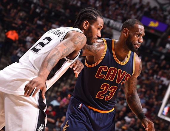 Report: Cavaliers in mix for Kawhi Leonard
