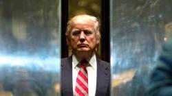 Le fantasme des journalistes américains: une mystérieuse vidéo de Trump dans un
