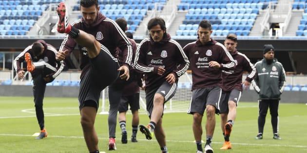 Vela tiene lugar asegurado en Rusia 2018, revela Osorio