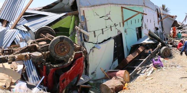 Le séisme et le tsunami en Indonésie ont fait plus de 1200 morts