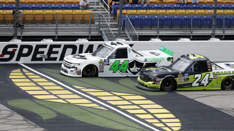 NASCAR overturns victory for first time in almost 60 years