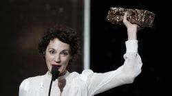 Le discours enflammé de Jeanne Balibar, César de la meilleure