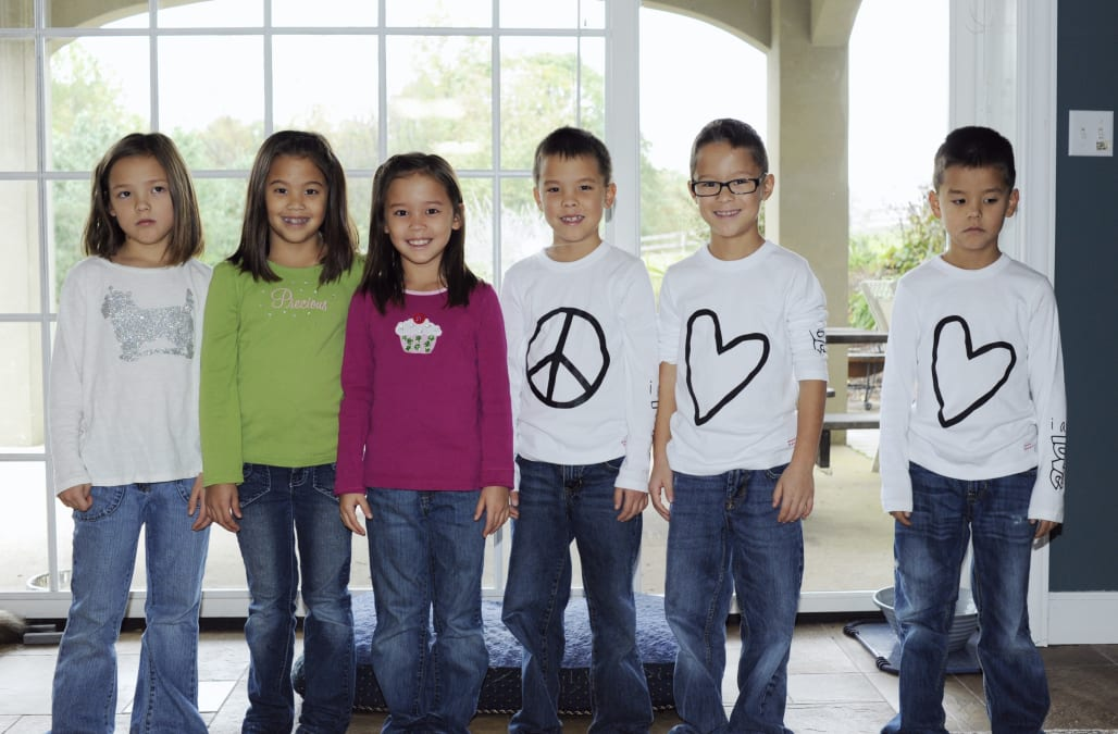 Jon And Kate Gosselins Sextuplets Turn 13 See What They Look Like
