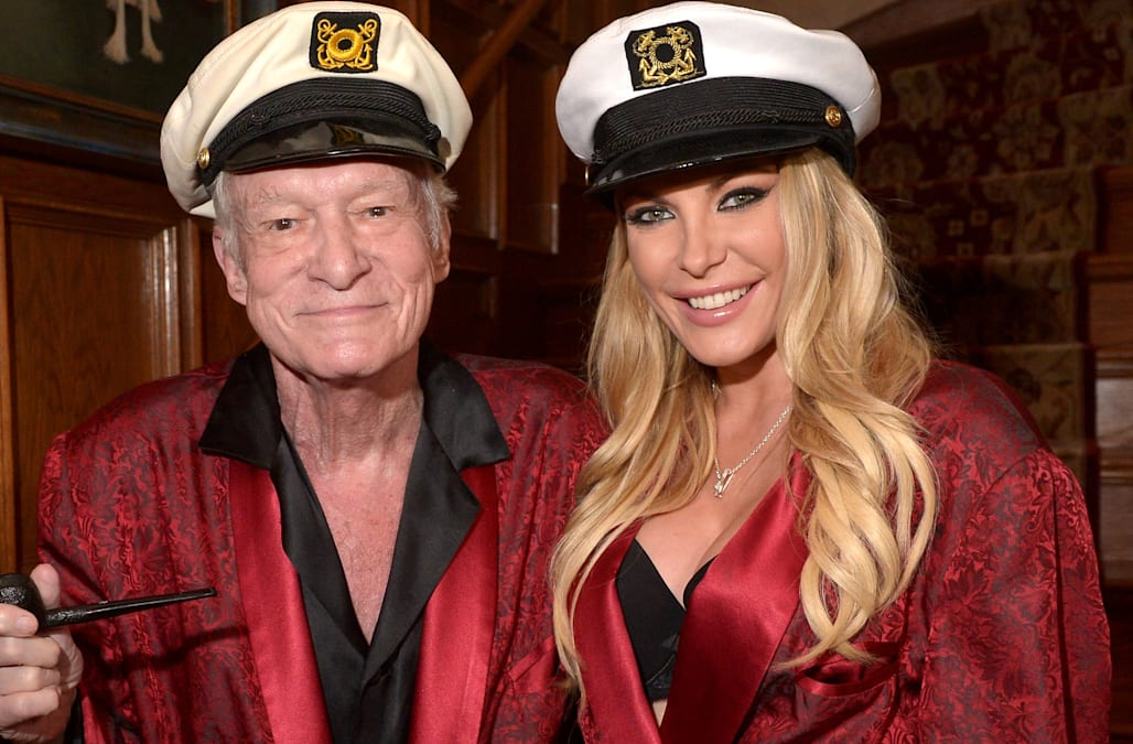 Hugh Hefners Widow Crystal Harris Opens Up About Their Sex Life Marriage
