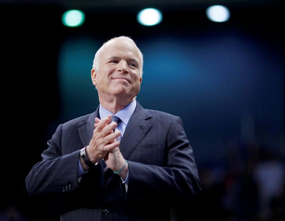 McCain's brain tumor identified as aggressive