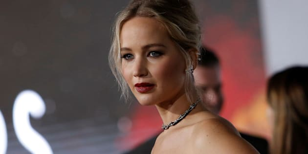 Actress Jennifer Lawrence was one of severalcelebrities who complained that their private photos had been stolen and posted on the web.