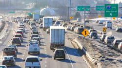 La décongestion de la Rive-Nord passe par le transport en