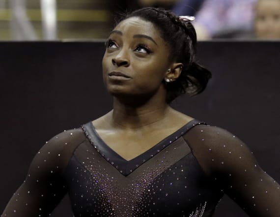 Biles wants USA Gymnastics to do more than just talk