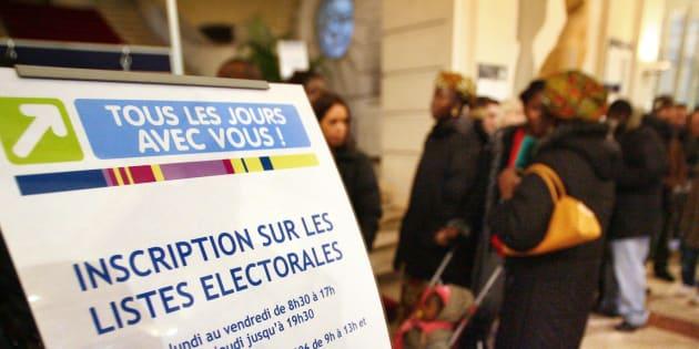 Désormais, les Français peuvent s'inscrire sur les listes électorales jusqu'à deux mois avant le scrutin.
