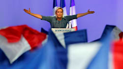 France's Far-Right Leader Le Pen Hopes For Victory Like