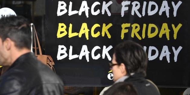 Le Black Friday, une fête marketing montée de toute pièce