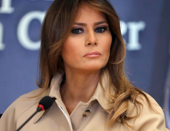 Melania urged Trump to end family separations