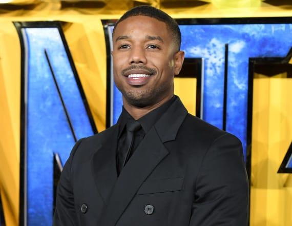 Michael B. Jordan talks reaction to 'Black Panther'