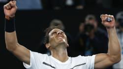 Rafael Nadal Beats Grigor Dimitrov To Set Up Dream Roger Federer Aus Open