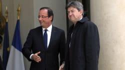 Hollande dénonce la pensée malsaine de Mélenchon après l'élimination de