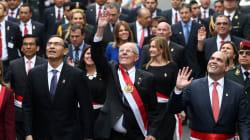 El vicepresidente peruano llega al país en medio de una posible destitución del