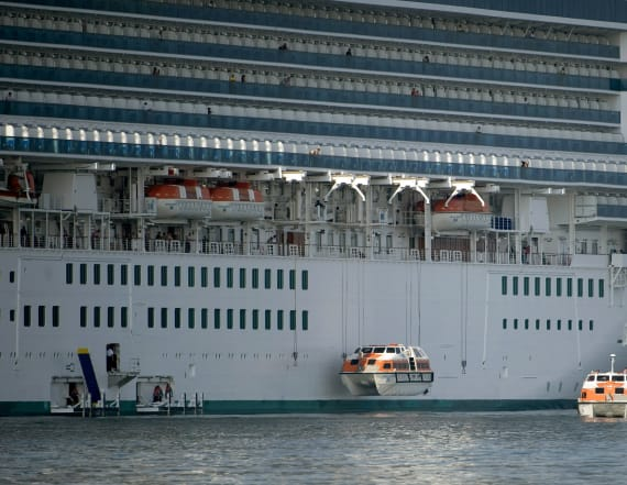 Woman killed in domestic dispute aboard cruise ship