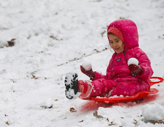 Winter storm poised to deliver snowfall in US