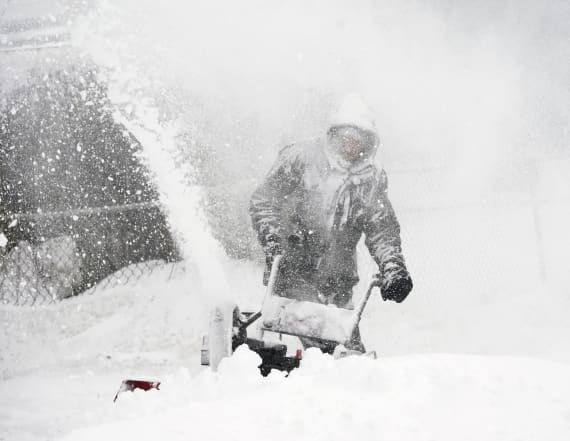 Fourth nor'easter of March to slam East, Midwest