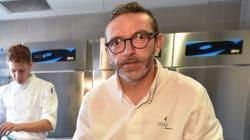 Le chef Sébastien Bras se retrouve dans le guide Michelin... contre sa