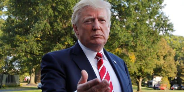 """Donald Trump menace de retirer la licence de NBC et autres médias qui relaient des """"fake news"""""""