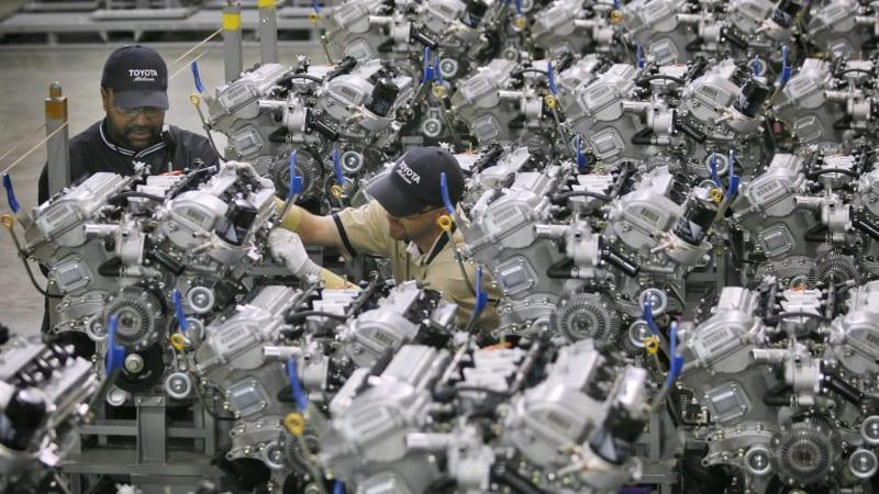photo image Toyota, Mazda $1.6 billion plant goes to Alabama, sources say