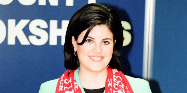 Monica Lewinsky rivela di aver mostrato il suo perizoma a Bi