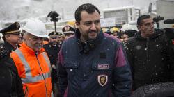 La rabbia di Matteo Salvini sulla Tav: