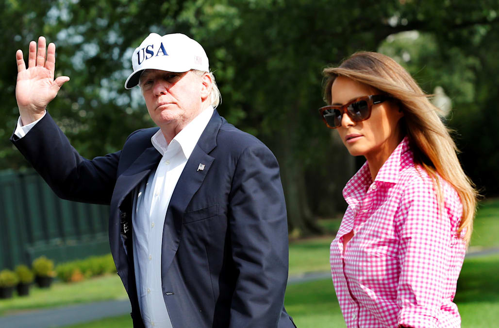 2e5f2f93c5 Melania Trump copied Michelle Obama again — but this time