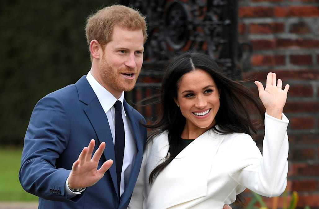 Royal Wedding Harry And Meghan.Meghan Markle And Prince Harry S Royal Wedding Party Who Can We