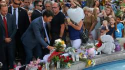 Fusillade de Toronto: Justin Trudeau a tenté d'offrir un peu d'espoir aux proches des