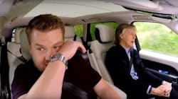 Paul McCartney emociona hasta las lágrimas en el 'Carpool