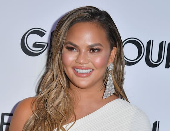 Chrissy Teigen is not the best gift-giver