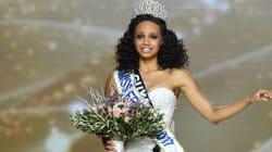 Miss France portée par un policier à cause d'une