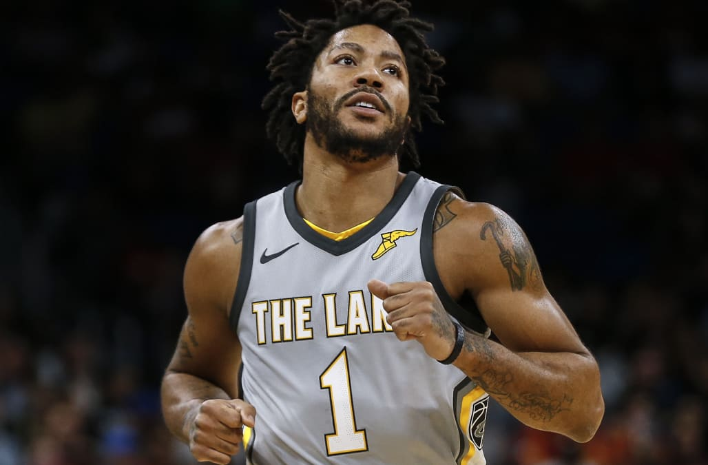 9ebf2172e Derrick Rose to sign with the Timberwolves for rest of the season ...