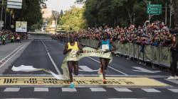 FOTOS 📷 Kenya se corona en el Medio Maratón de
