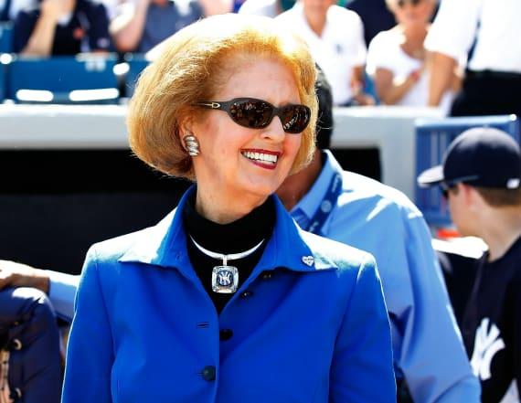 Joan Steinbrenner, wife of late Yankees owner, dies