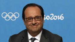 INTERVIEW - Hollande réagit à la victoire de Paris pour les JO de