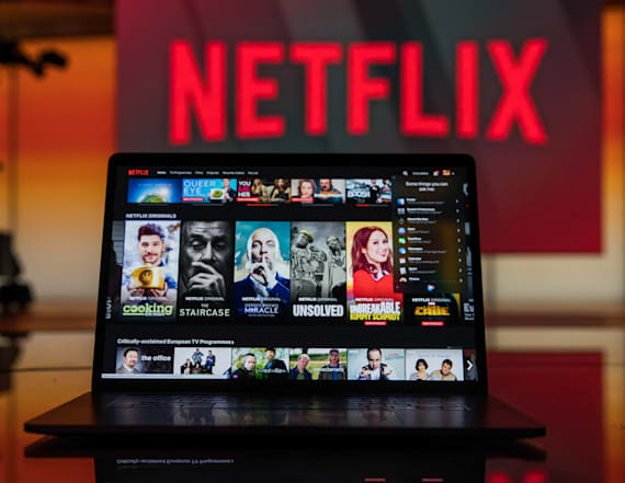 Netflix stock plunges after low subscriber growth