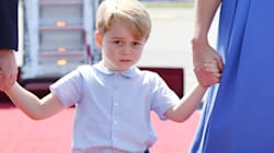Prince George, Serving 'Christopher Robin Chic,' Makes Best-Dressed