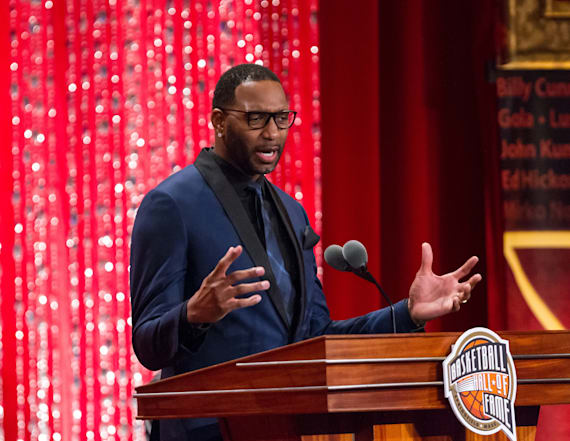 Tracy McGrady: Kobe once said 'I want to die young'