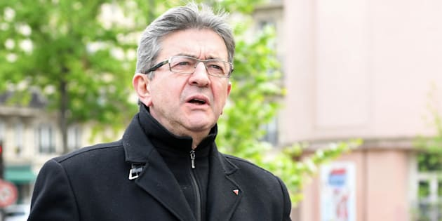 Non, Jean-Luc Mélenchon ne livrera pas la France aux forces du mal. REUTERS/Alain Jocard/Pool