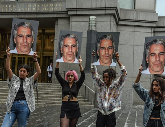 The silver lining in the Epstein saga
