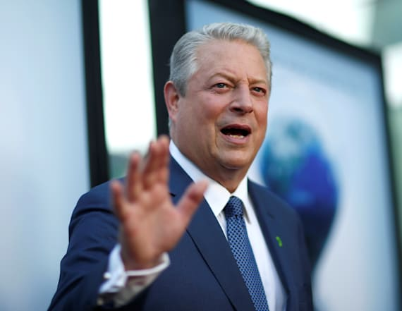 Gore names 'big money' as the ill of climate denial
