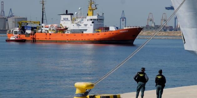 L'Aquarius pourra finalement accoster à Malte avec ses 141 migrants